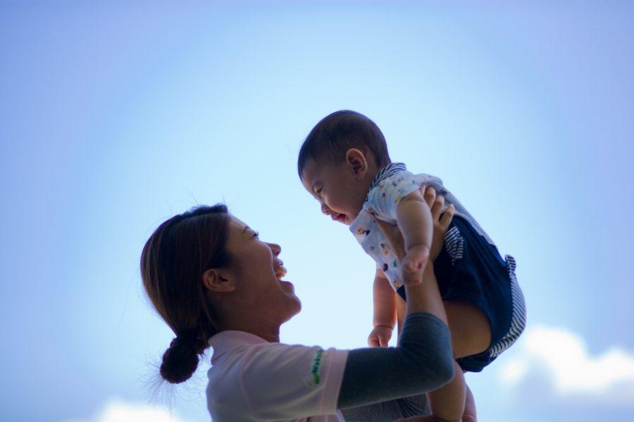 【赤ちゃんの正しいあやし方】知っていますか?